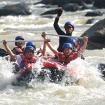 dunia outbound arung jeram rafting