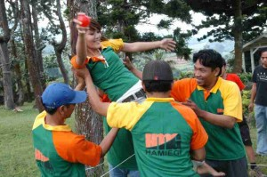Klien Dunia Outbound 12