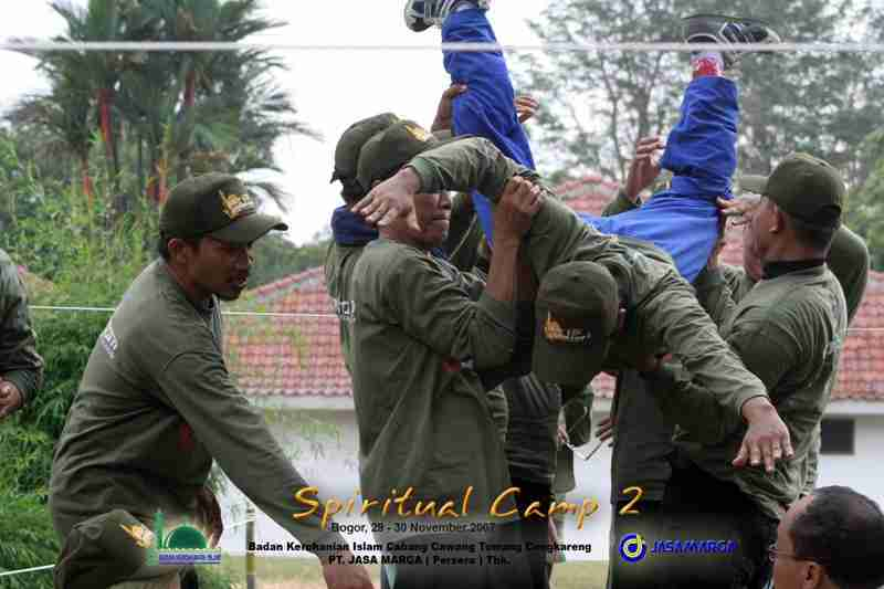 Team Building Dunia Outbound