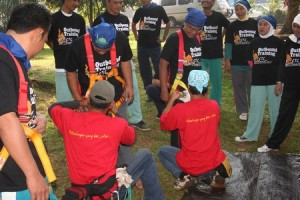 Flying Fox Dunia Outbound