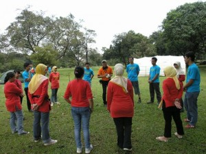 Dunia Outbound - Bank Danamon 18