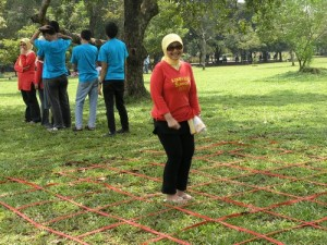 Dunia Outbound - Bank Danamon 10