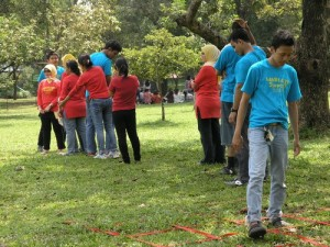 Dunia Outbound - Bank Danamon 9