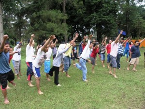 dunia outbound - Intercity Kerlipan 20