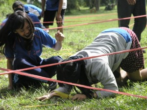 dunia outbound - Intercity Kerlipan 9
