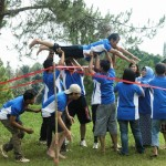 dunia outbound - Intercity Kerlipan 13