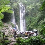 curug cilember, air terjun cilember, lokasi outbound puncak, outbound di cilember