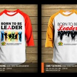 t shirt event dunia outbound