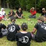outbound tupperware indonesia, outing tupperware indonesia