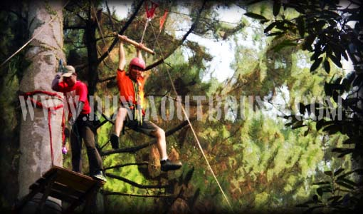Klien Dunia Outbound Tracon 4