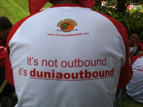 Klien Dunia Outbound
