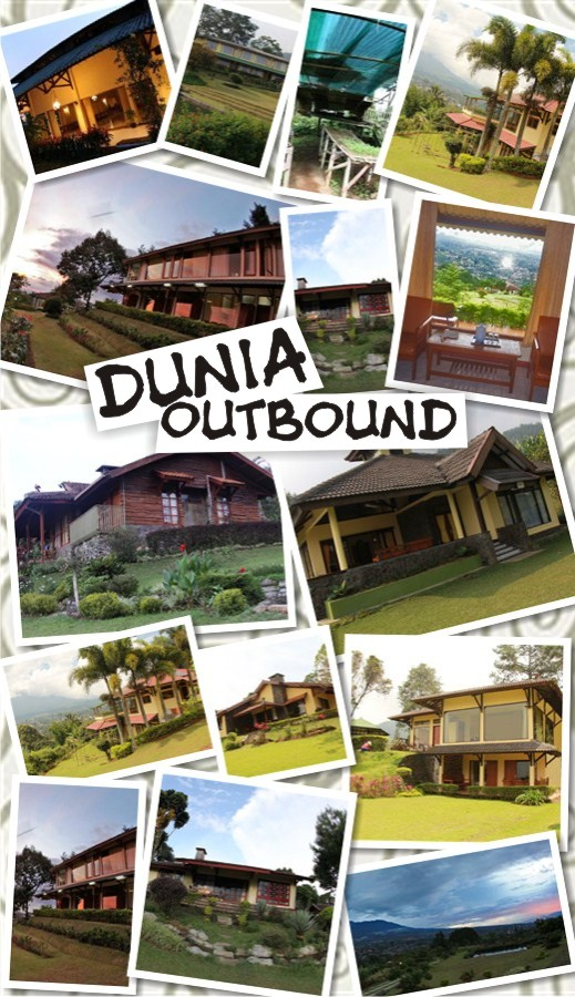 Lokasi Outbound Resort Permata Hati Puncak