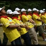 dunia outbound, team building, motivation training, leadership, komunikasi, training