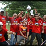 team building, motivasi, pelatihan motivasi, ykk zipco indinesia, dunia outbound, leadership, communication, outing