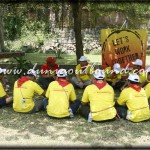 urfan thoriq, outbound, training motivasi, team building, dunia outbound