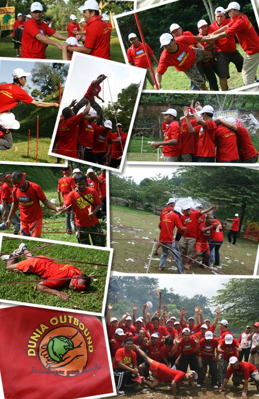 ykk zipco, team building, motivasi training, training motivasi, motivation training, dunia outbound, outbound
