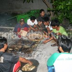 capacity building, dpkad cianjur, pulau tidung, outing, outbound, kerja sama tim, team building, dunia outbound, citra jet, barbeque, bakar ikan laut, pulau tidung barbeque