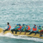 capacity building, dpkad cianjur, pulau tidung, outing, outbound, kerja sama tim, team building, dunia outbound, citra jet, banana boat, jembatan cinta