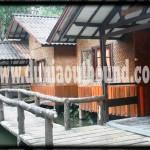 Dunia Outbound Camp Puncak, aquarius orange, lokasi outbound