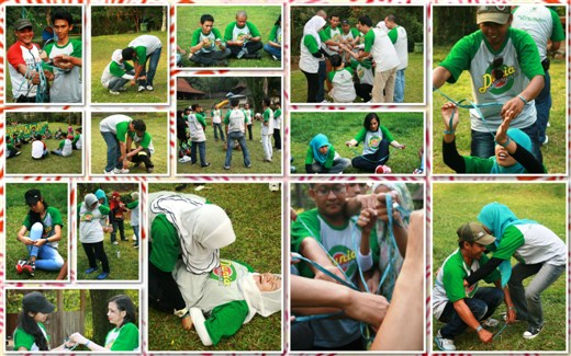 ice breaking outbound, dunia outbound, mitra galperti