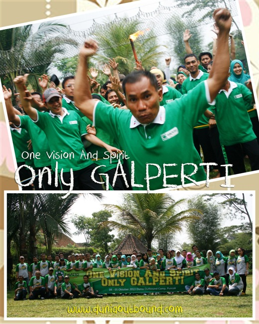 mitra galperti, outbound, sosialisasi visi,dunia outbound
