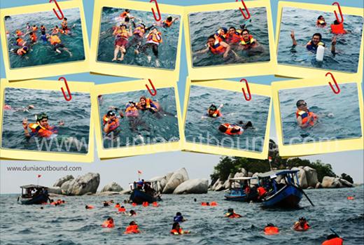 belitung outbound, belitung oubond, lokasi outbound belitung, pulau belitung, asuransi samsung tugu, dunia outbound,