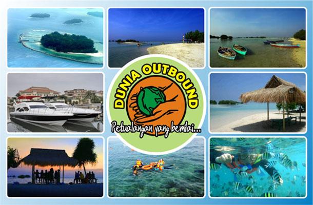 lokasi outbound pulau pari, lokasi outbound pulau seribu