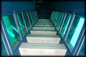 glassbottom boat pulau putri, lokasi outbound di pulau seribu