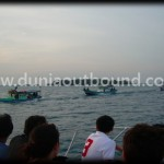 Lokasi Outbound di Pulau Seribu Sunset Pulau Putri