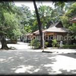 cottage kayu pulau putri, lokasi outbound pulau seribu