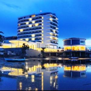 lokasi outbound belitung, hotel aston belitung, aston belitung