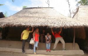 outbound di Lombok, suku sade, suku sasak, asuransi samsung tugu