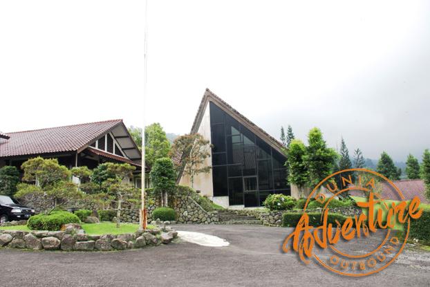 Lokasi Outbound Javana Spa Sukabumi 1
