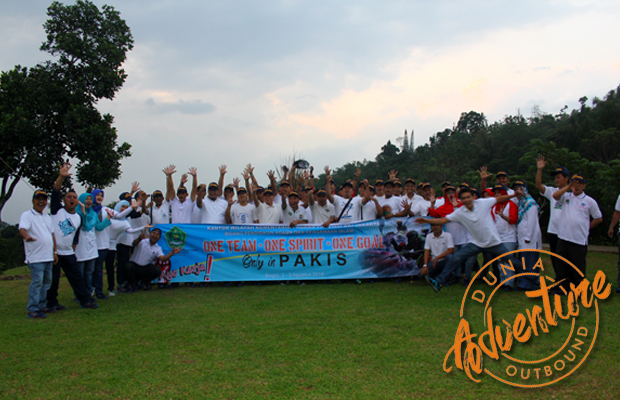 dunia outbound,character building kemenag ri, kanwil dki jakarta, pakis, outbound kementerian, outbound di puncak, outbond di bogor