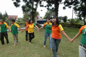 Klien Dunia Outbound 16
