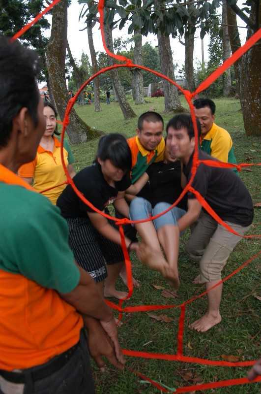 Klien Dunia Outbound 10