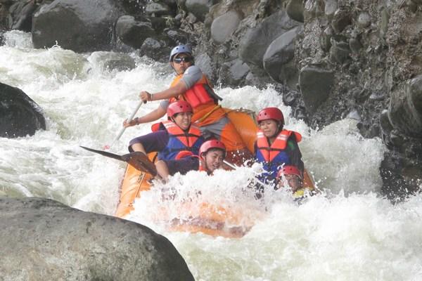 Sungai Lokasi Arung Jeram Di Indonesia