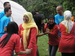 Dunia Outbound - Bank Danamon 19