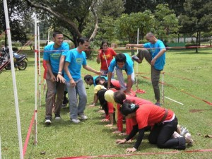 Dunia Outbound - Bank Danamon 17