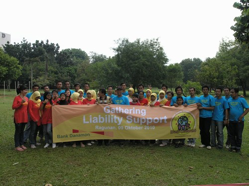 Dunia Outbound - Bank Danamon 6