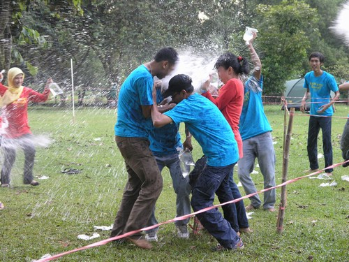 Dunia Outbound - Bank Danamon 4