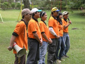 dunia outbound - Intercity Kerlipan 27
