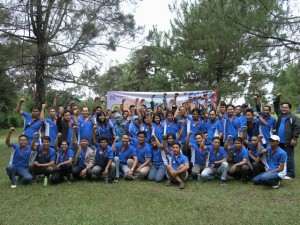 dunia outbound - Intercity Kerlipan 26