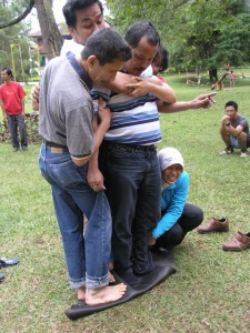 dunia outbound, Intercity Kerlipan 23