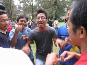 dunia outbound - Intercity Kerlipan 21