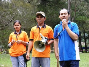 dunia outbound - Intercity Kerlipan 1