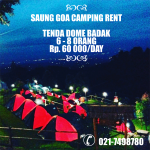 camping, campingground cidahu, lembah ciherang, desa wisata