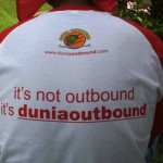 Dunia Outbound = Outbound Dari Titik Nol