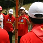 Team Building And Motivation Training YKK Zipco Indonesia
