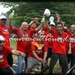 ykk indonesia, team building, motivasi, pelatihan motivasi, ykk zipco indinesia, dunia outbound, leadership, communication, outing, ykk
